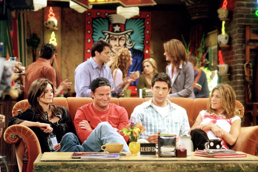 Central Perk di Friends - Neomag.