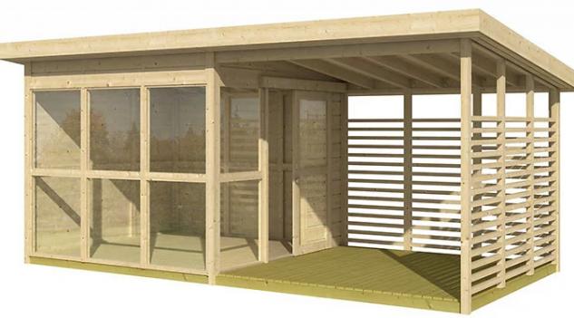 Kit di modellismo per costruire case - Neomag.
