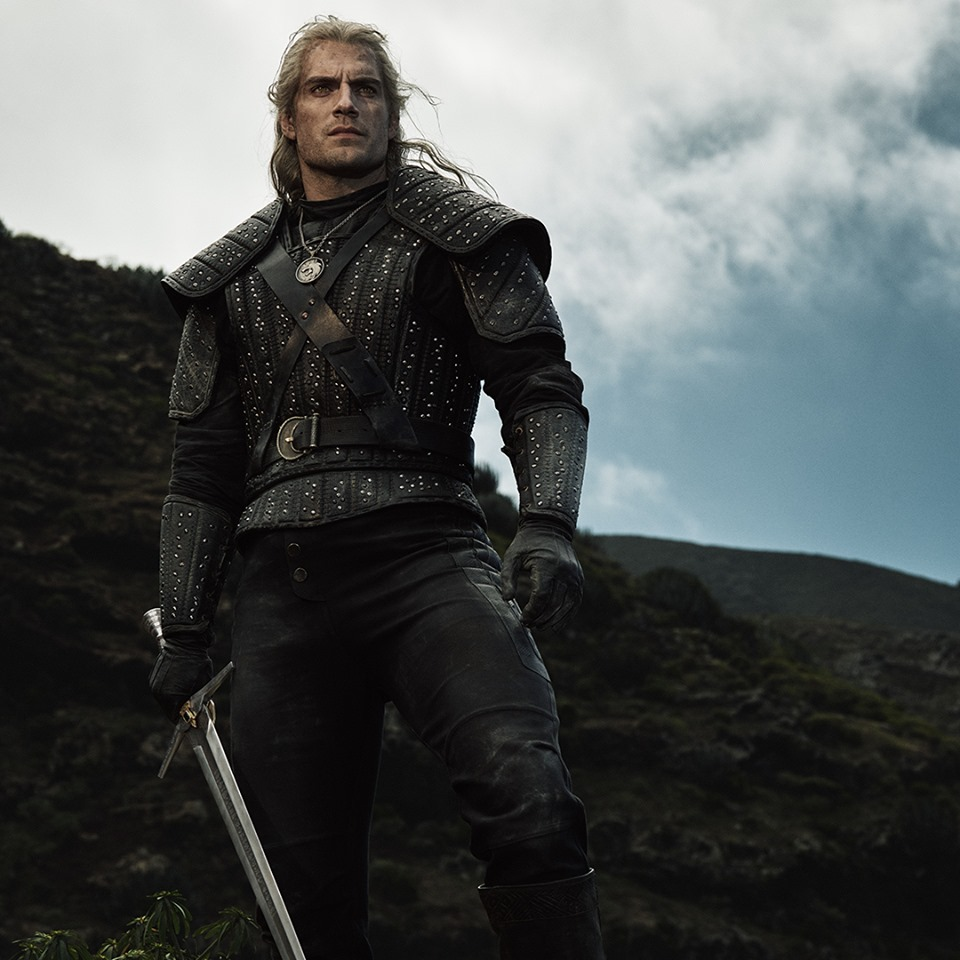 Henry Cavill in The Witcher- Neomag.