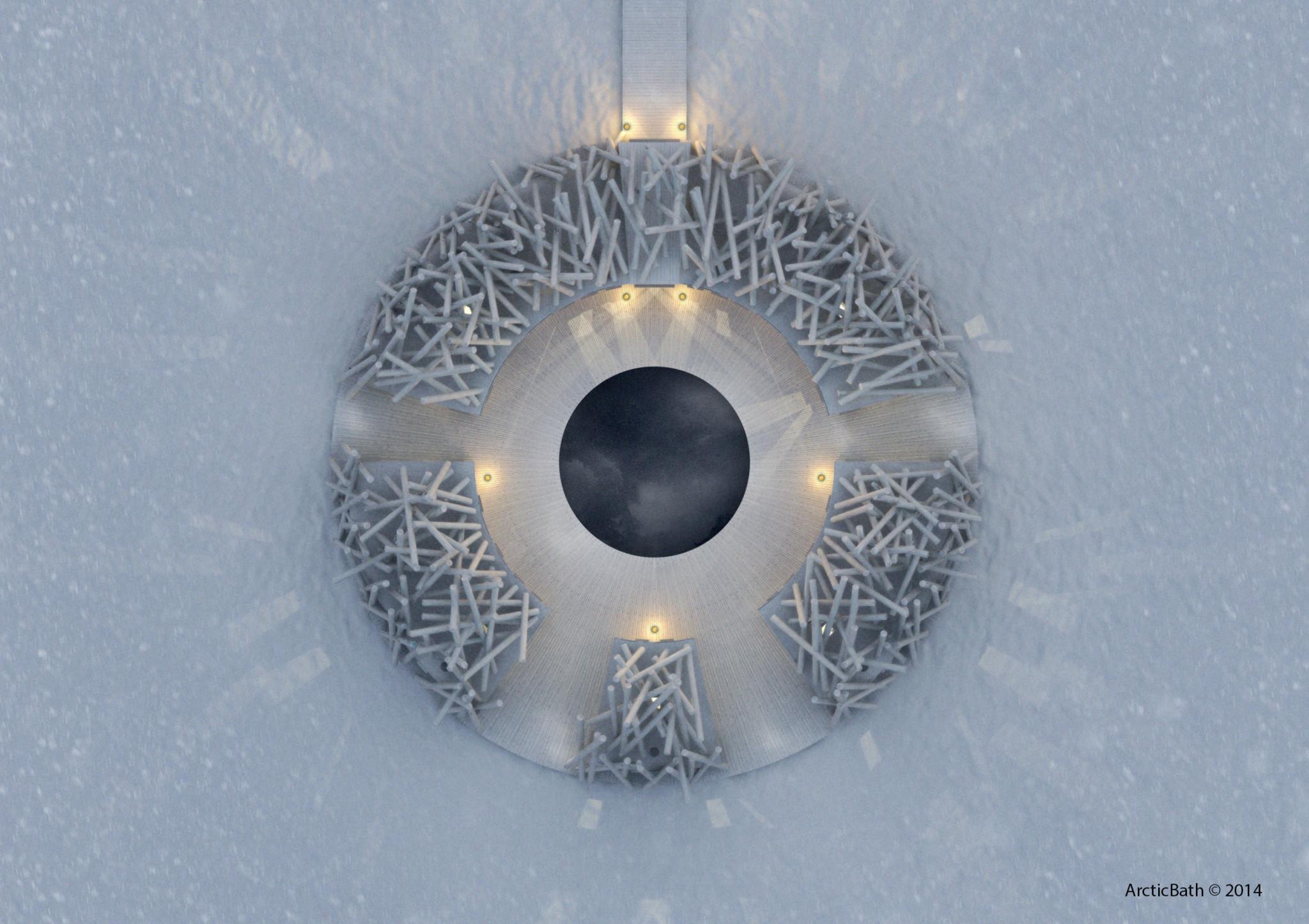 Arctic - Bath - Circular - Neomag.