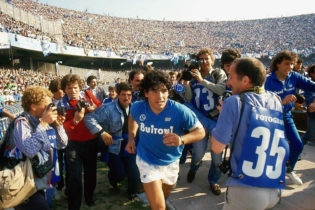 Film su Diego Armando Maradona - Neomag.