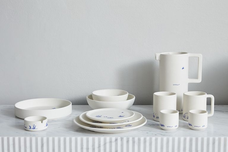 Off-White home collection - Neomag.