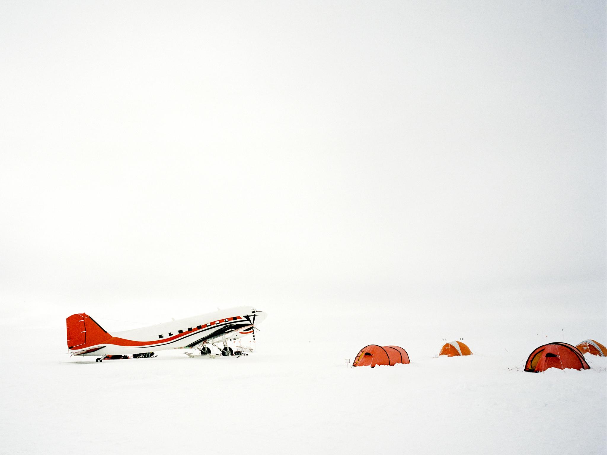 Airbnb Antartide - Neomag.