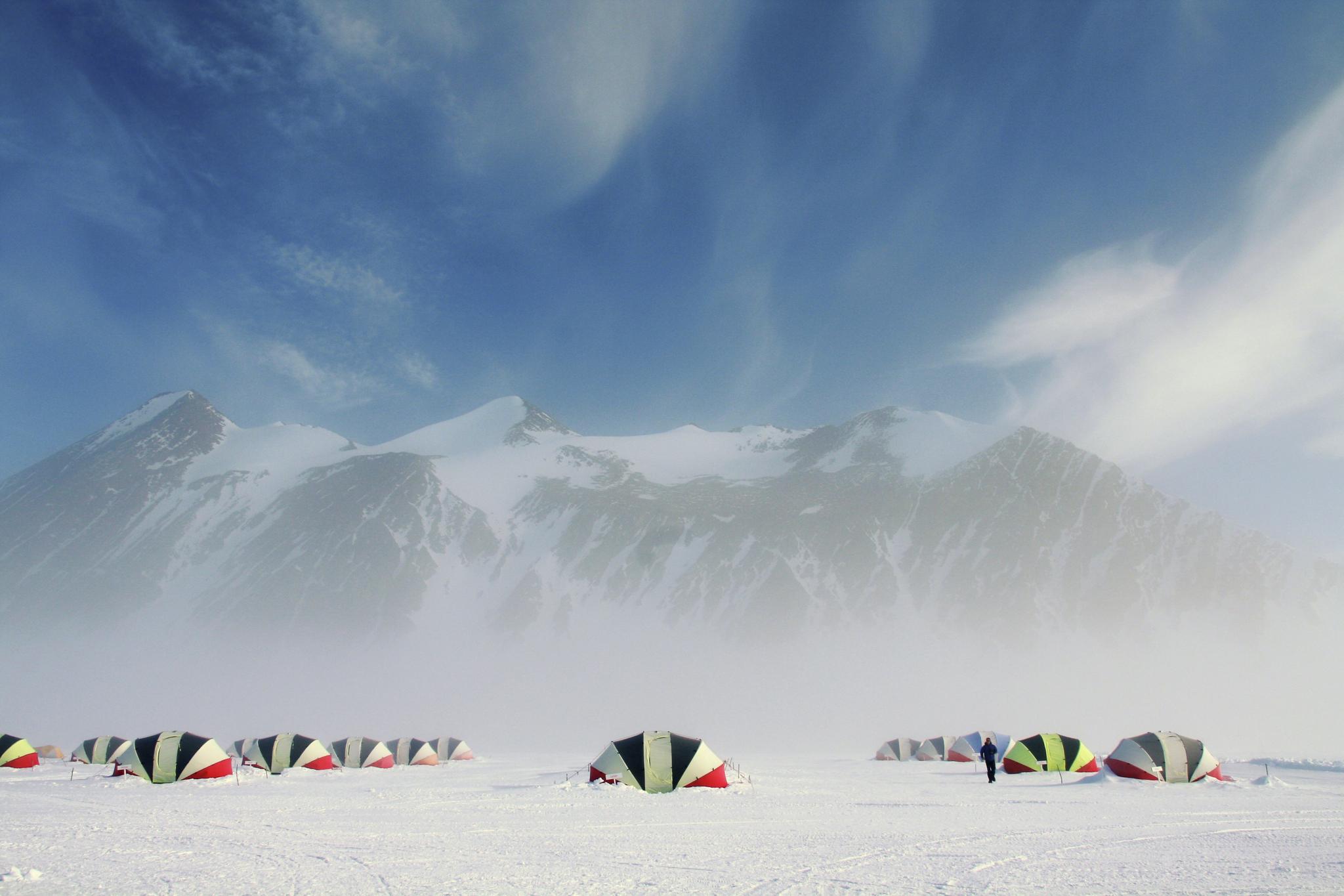 Airbnb per Antartide - Neomag.