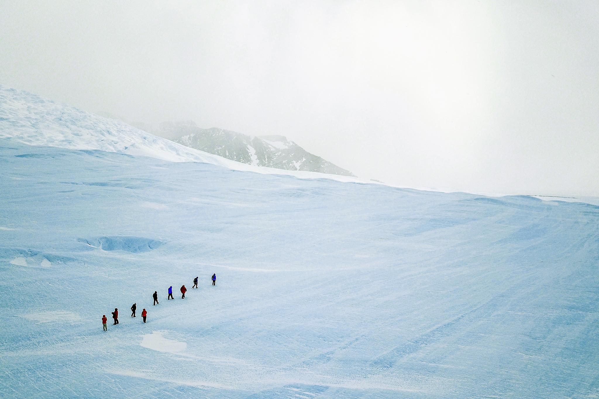 Airbnb viaggio in Antartide - Neomag.