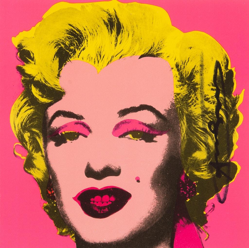 Andy Warhol Marilyn Monroe - Neomag.