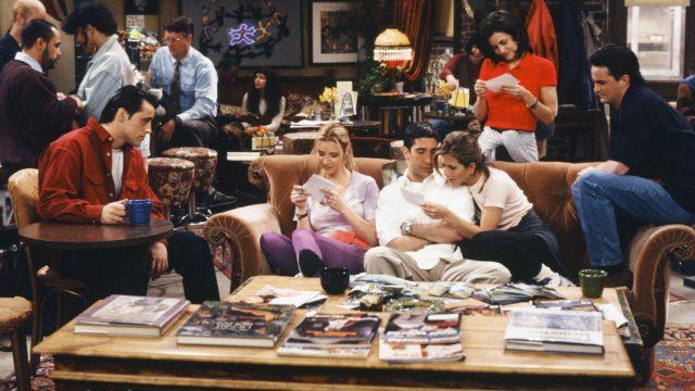 Cast di Friends - Neomag.