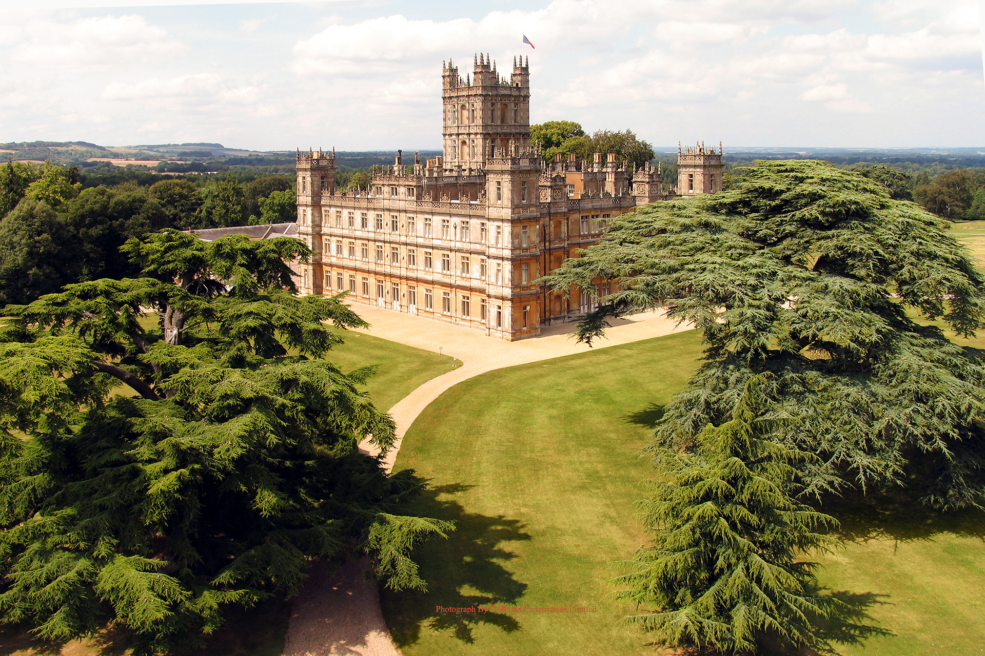 Castello di Downton Abbey - Neomag.