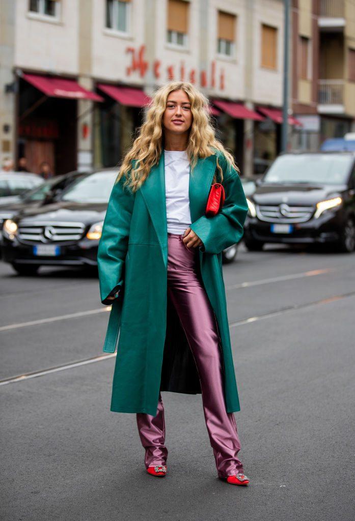 Emili Sindlev alla Fashion week 2019 - Neomag.