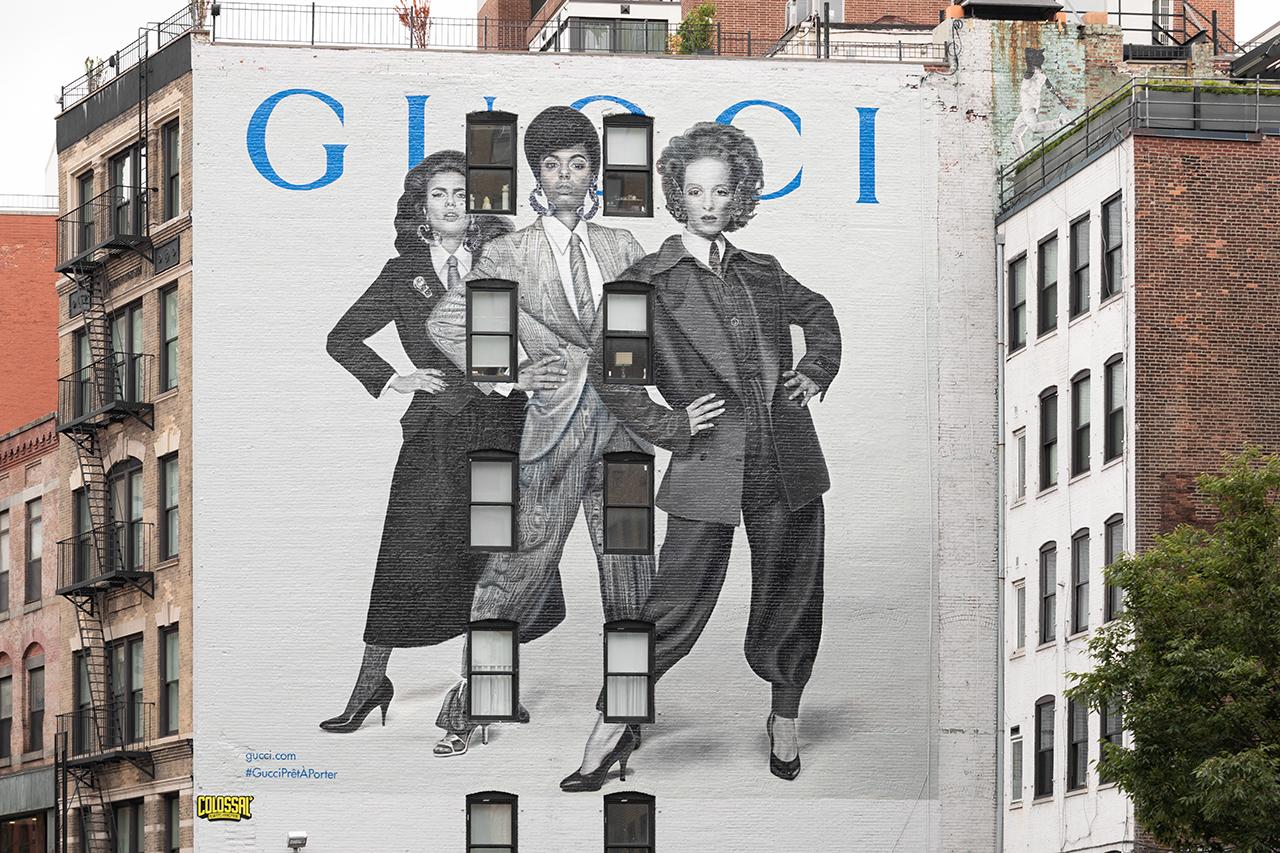 ArtWall Gucci New York- Neomag.