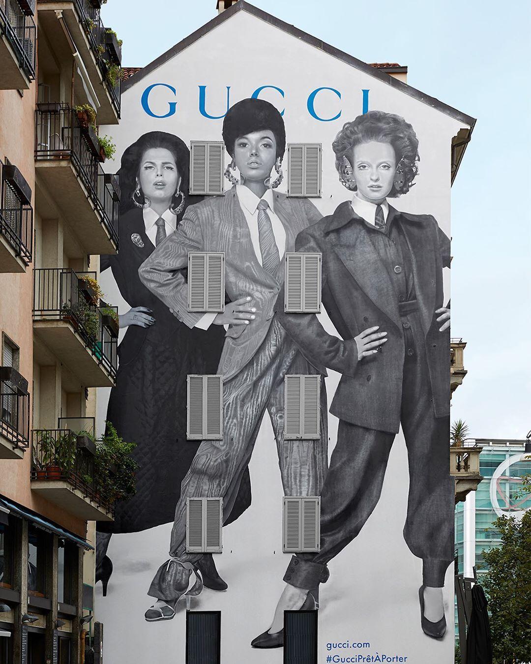 ArtWall Gucci Milano - Neomag.