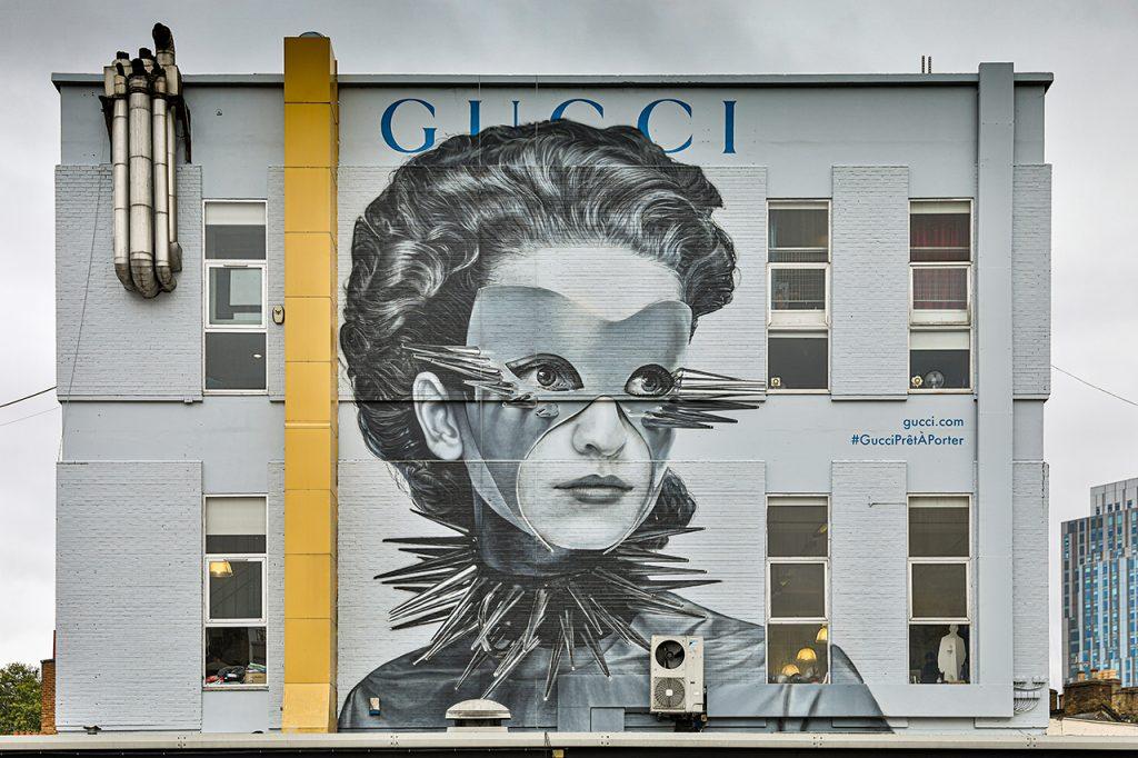 ArtWall di Gucci - Neomag.