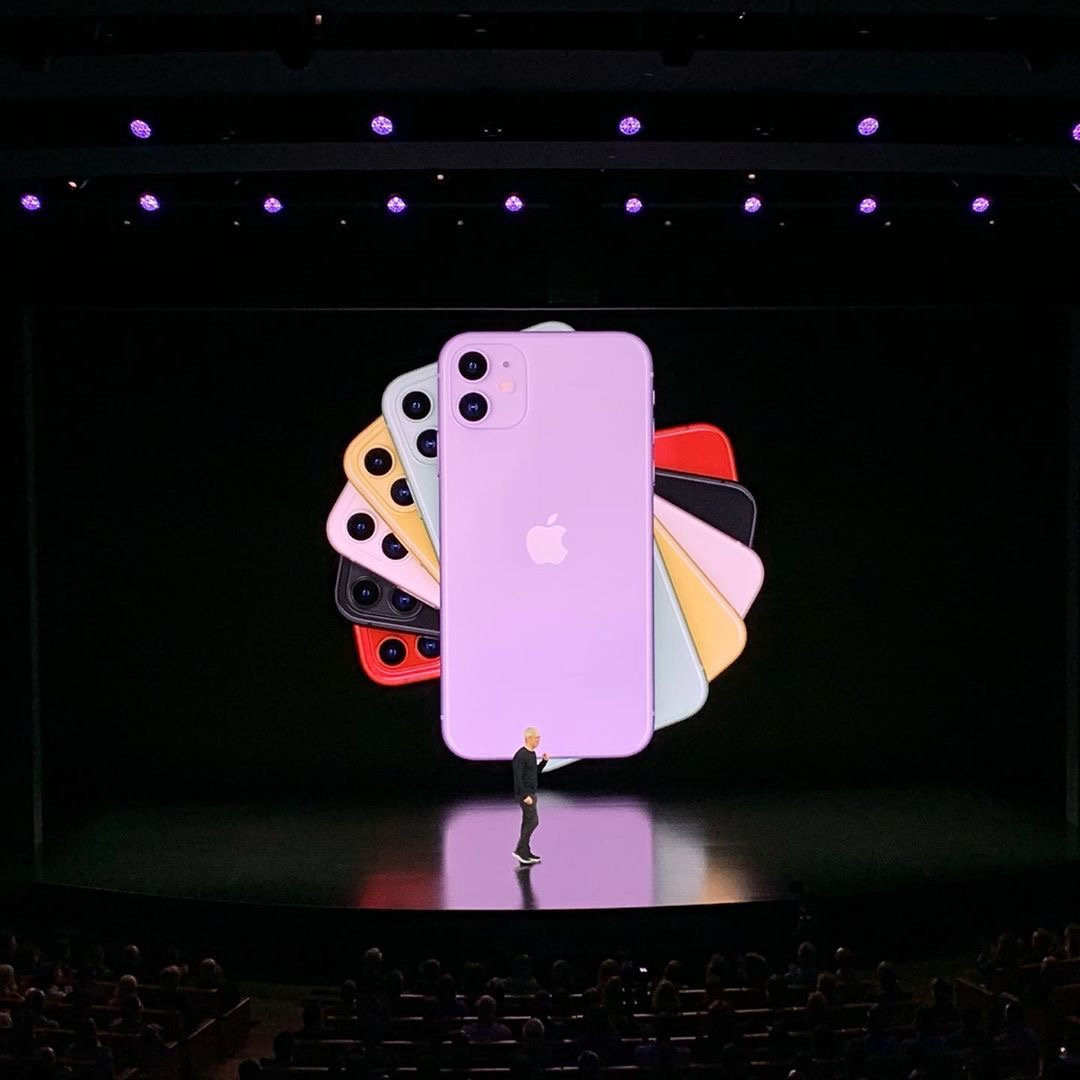 Nuovo Iphone 11 - Presentazione Steve Jobs Theater - Neomag.