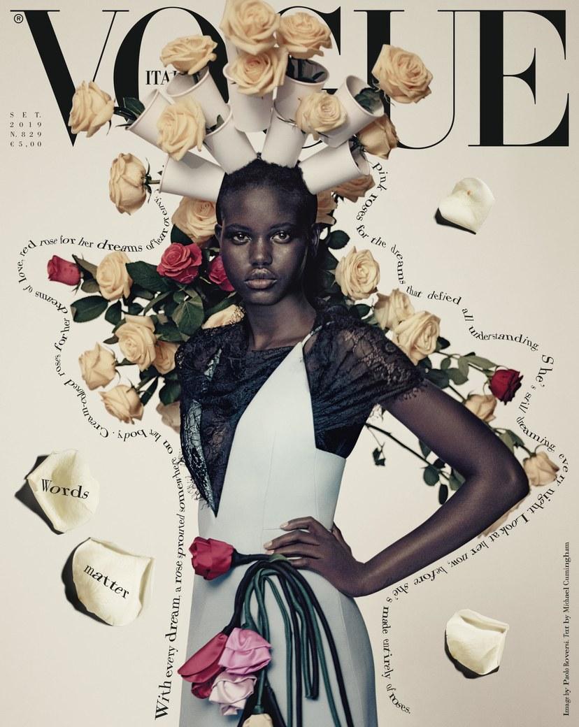 Copertina di Vogue Italia - Neomag.