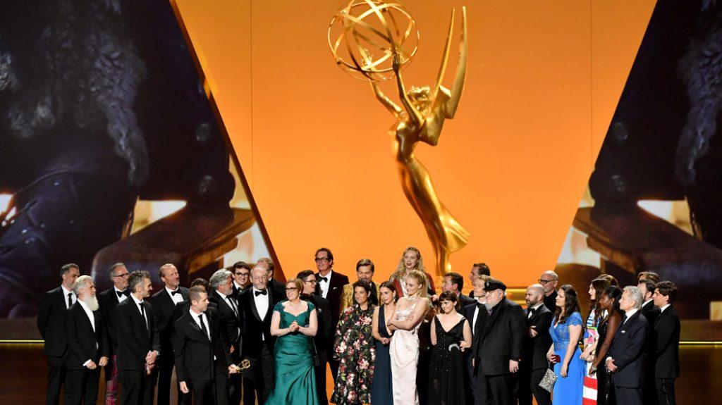 Il cast di Game of Thrones agli Emmy - Neomag.