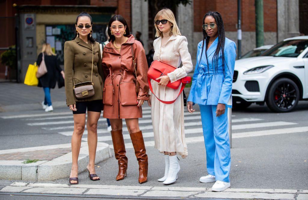 Influencer alla Milano Fashion Week - Neomag.