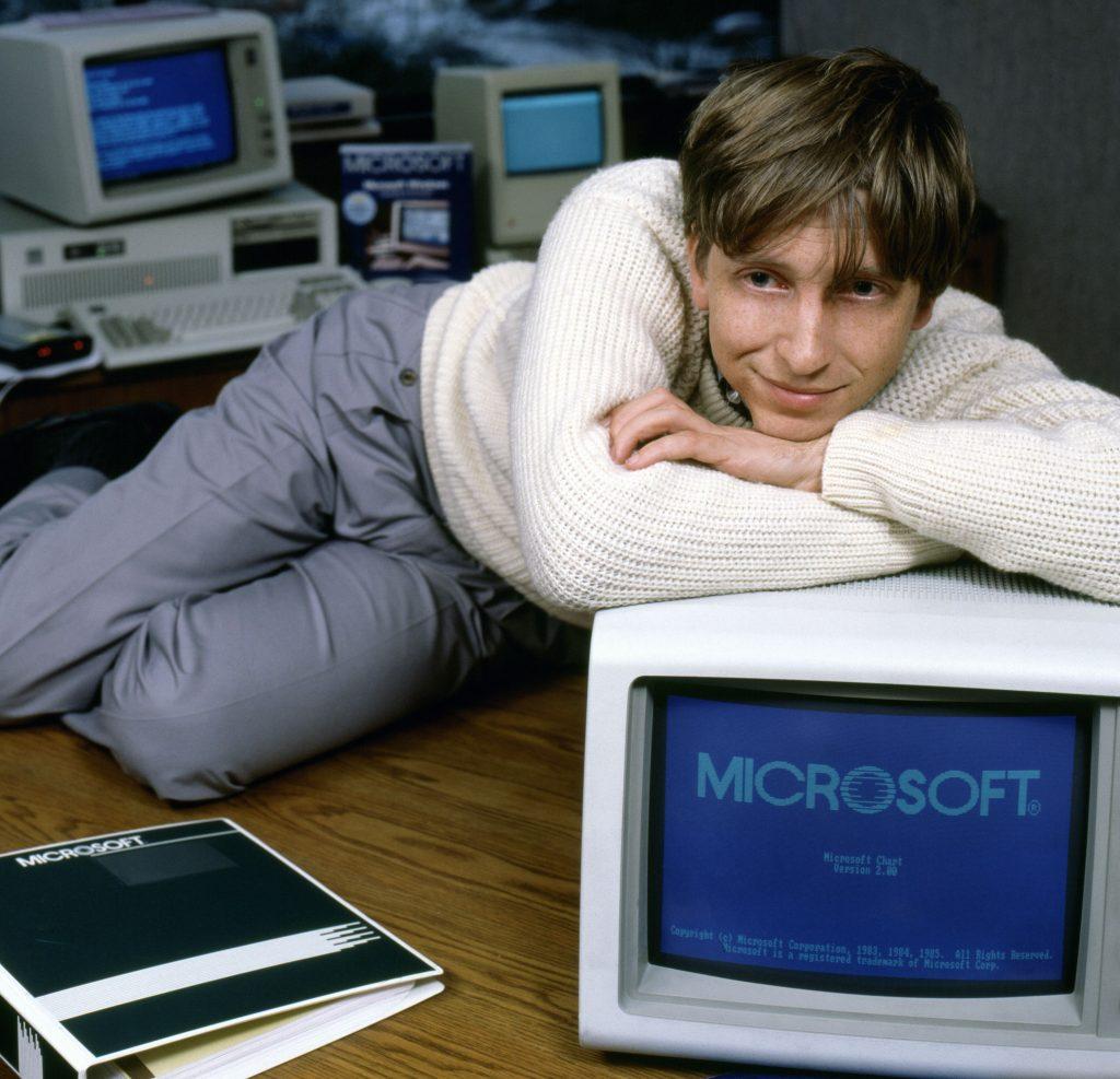 Bill Gates - Neomag.