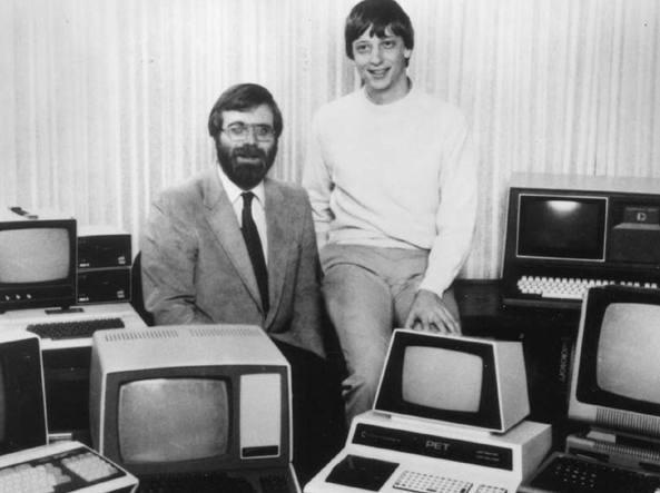 Bill Gates ePaul Allen - Neomag.