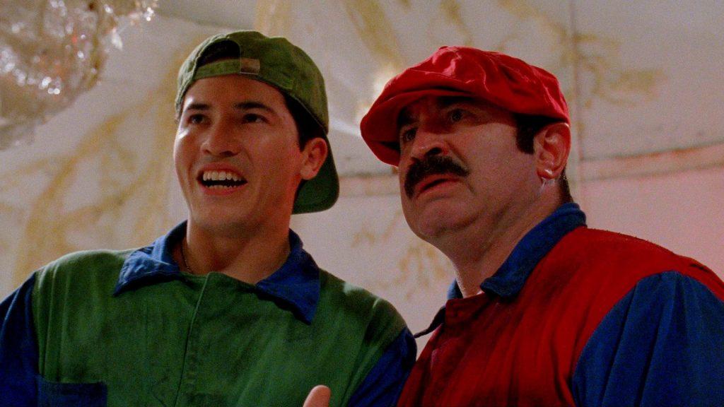 Bob Hoskins in Super Mario Bros - Neomag.