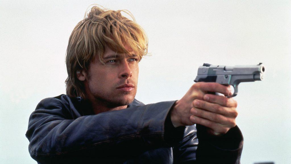 Brad Pitt in Ombra del Diavolo - Neomag.