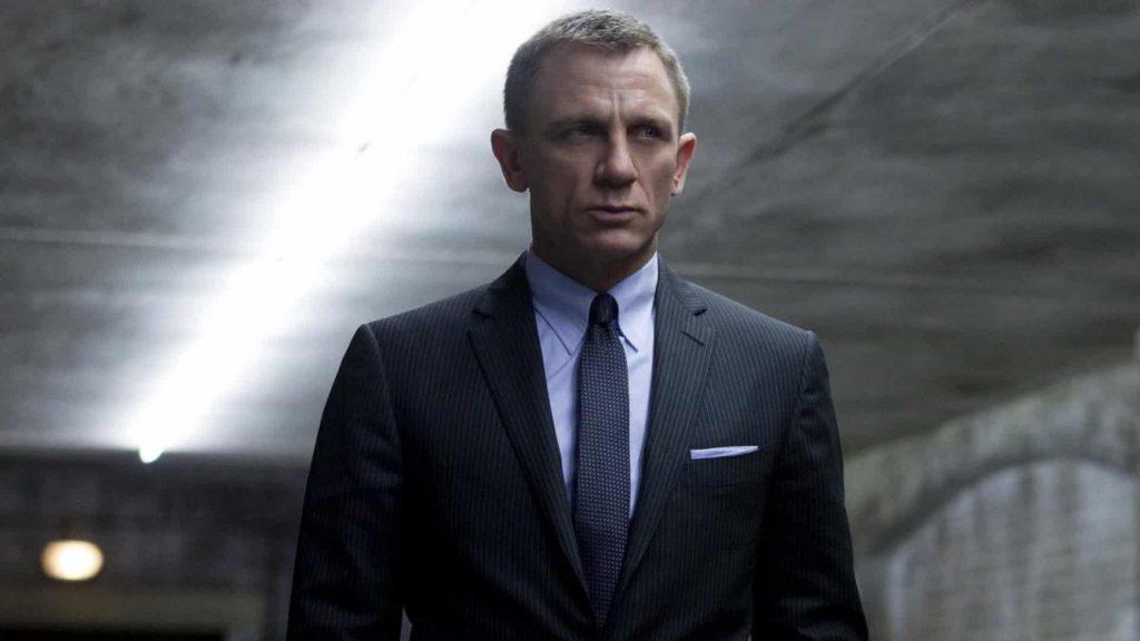 Daniel Craig in 007 - Neomag.