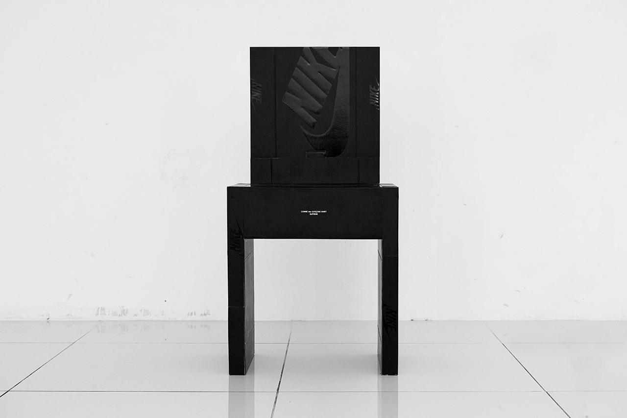 Gyu Han Lee - scatole da scarpe in mobili - Neomag.