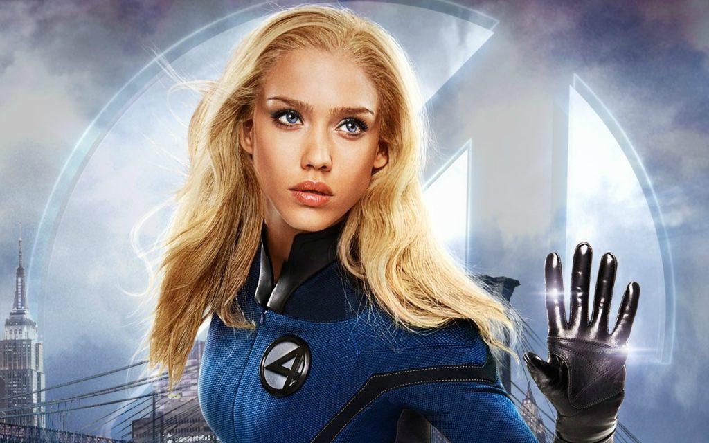 Jessica Alba nei Fantastici 4 - Neomag.