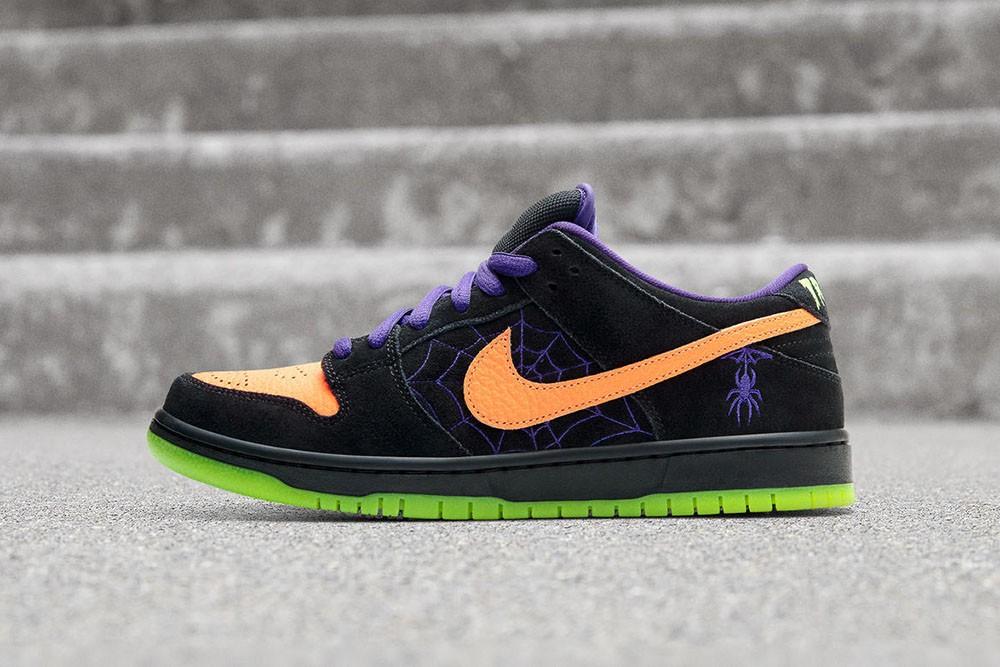Nike SB per Halloween - Neomag.