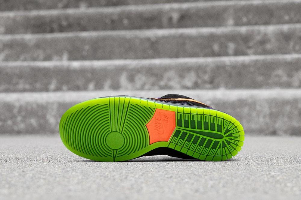 Dettagli Nike per Halloween - Neomag.