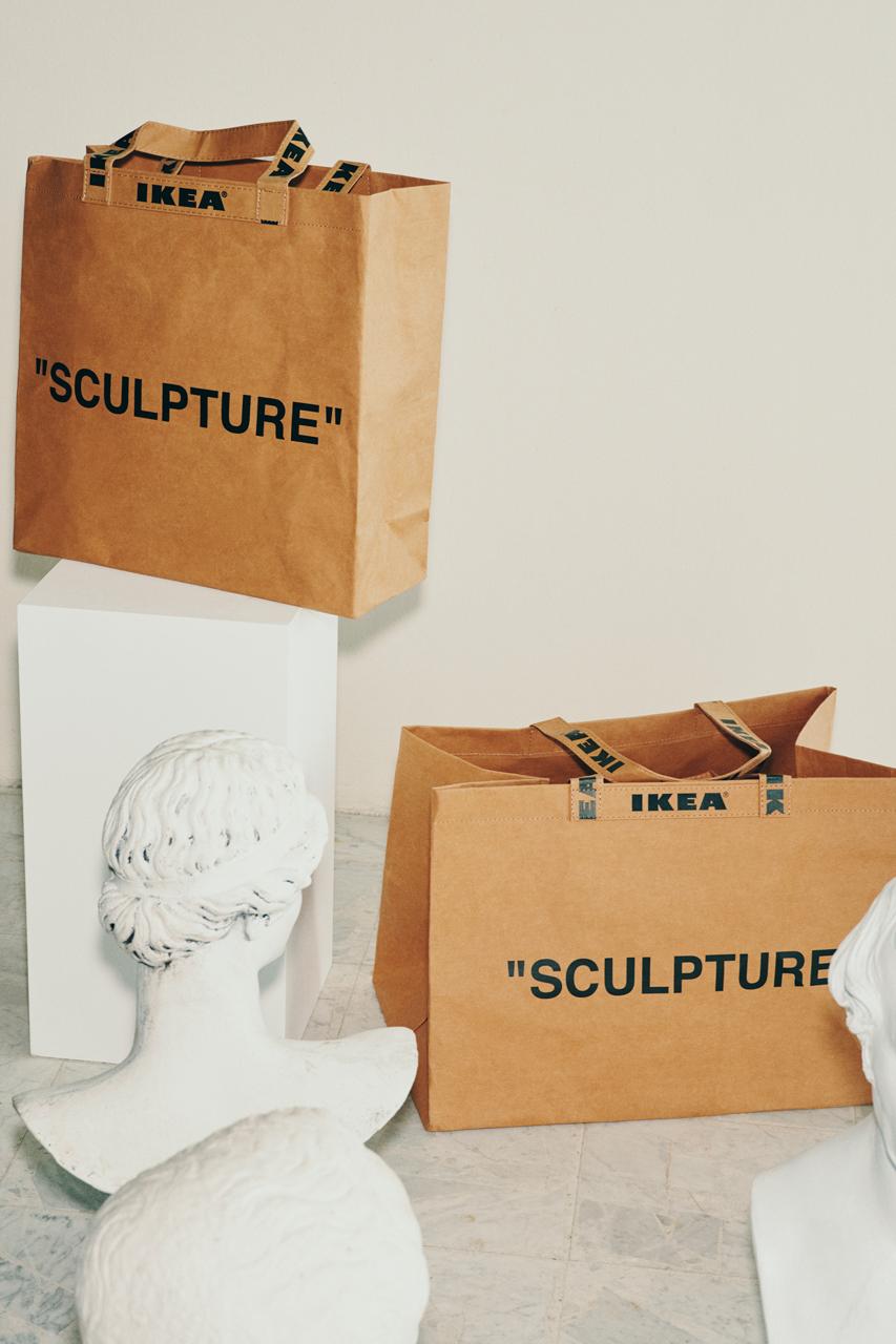 Sculpture di Virgil Abloh - Neomag.