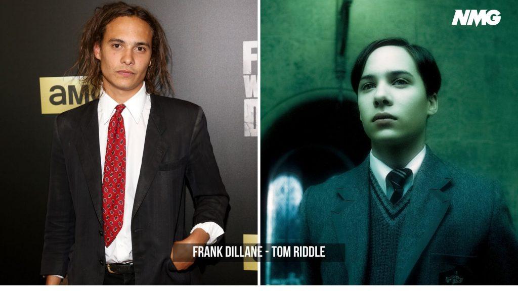 Frank Dillane in Harry Potter - Neomag.