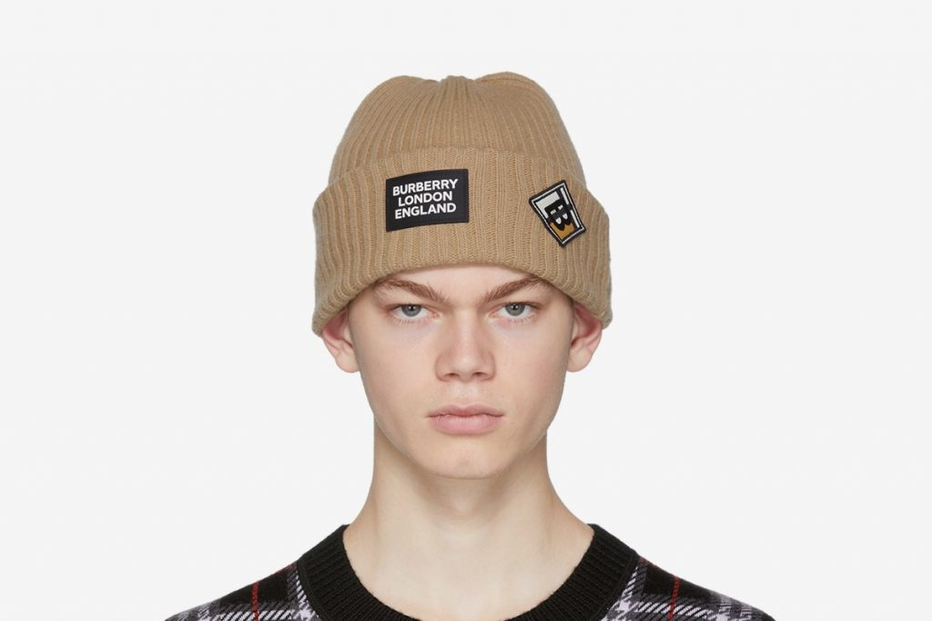 Cappello Burberry - Neomag.