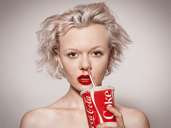 Coke by Tyler Shields - Neomag.