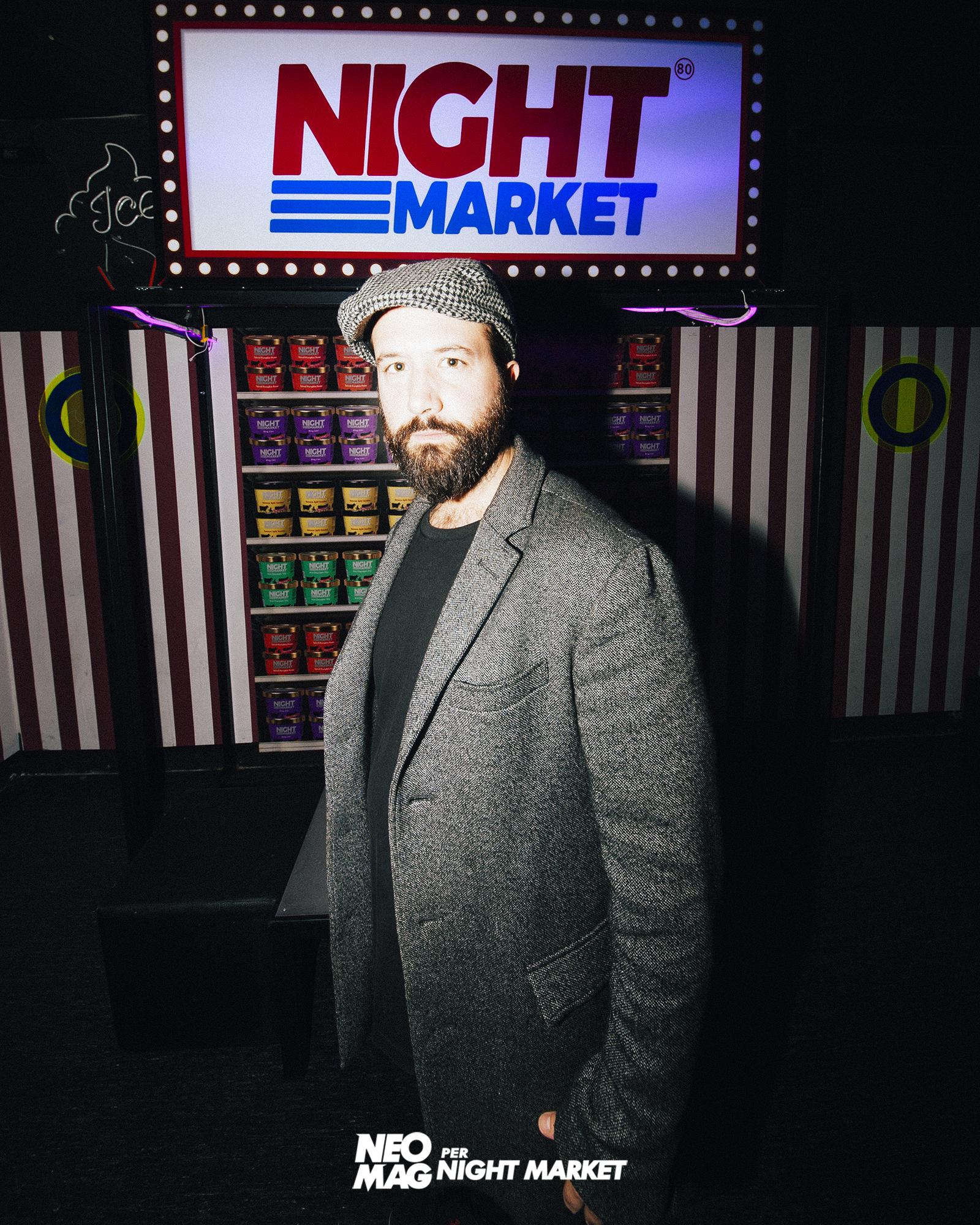 Night Market 80 - Neomag.