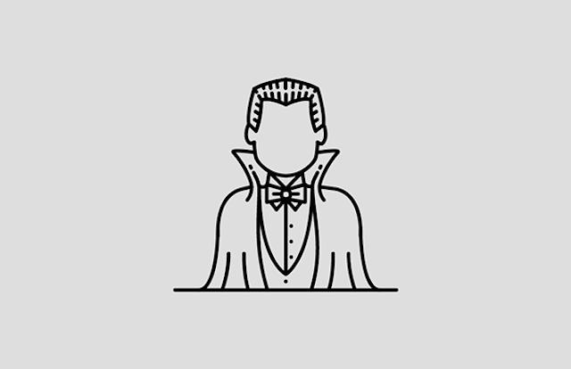 Dracula Disegno - Neomag.