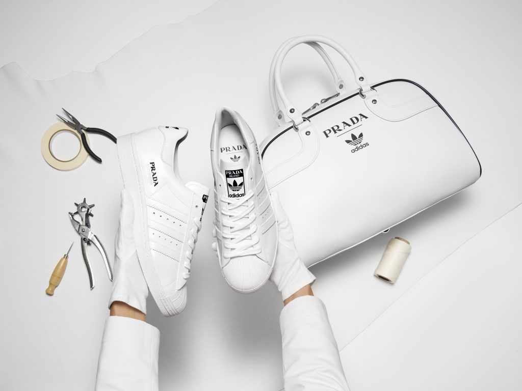 Limited edition Prada x Adidas - Neomag.