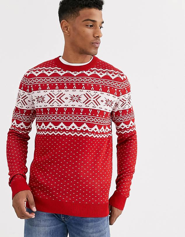 Maglione di Natale Rosso - Neomag.
