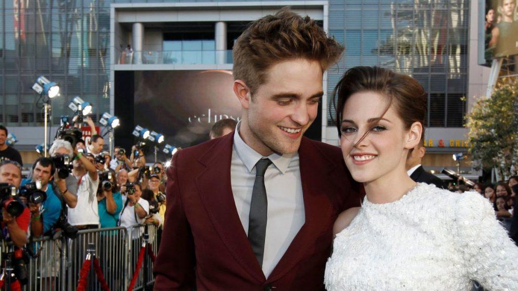 Robert Pattinson e Kristen Stewart - Neomag.