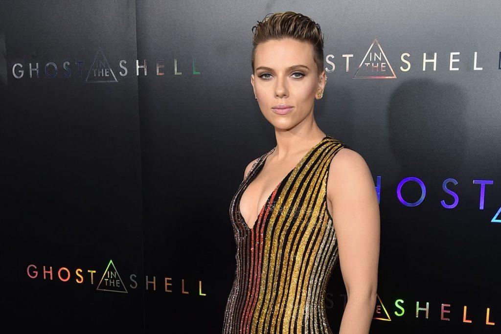 Scarlett Johansson sesso - Neomag.