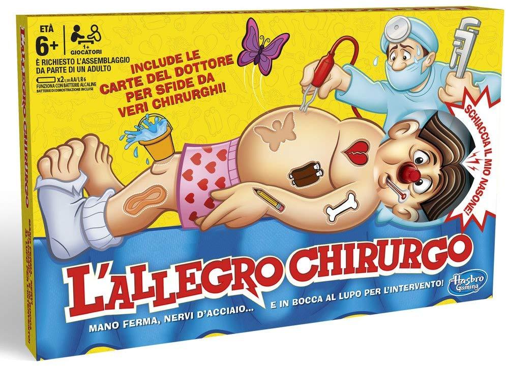 Allegro chirurgo - Neomag.