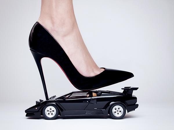 Lamborghini by Tyler Shields - Neomag.
