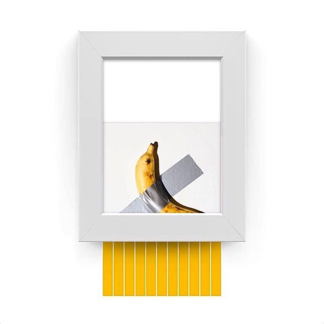 Maurizio Cattelan Banana - Neomag