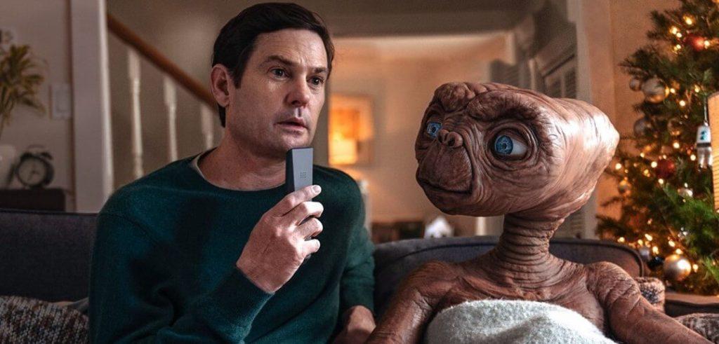 E.T. torna da Elliott - Neomag.