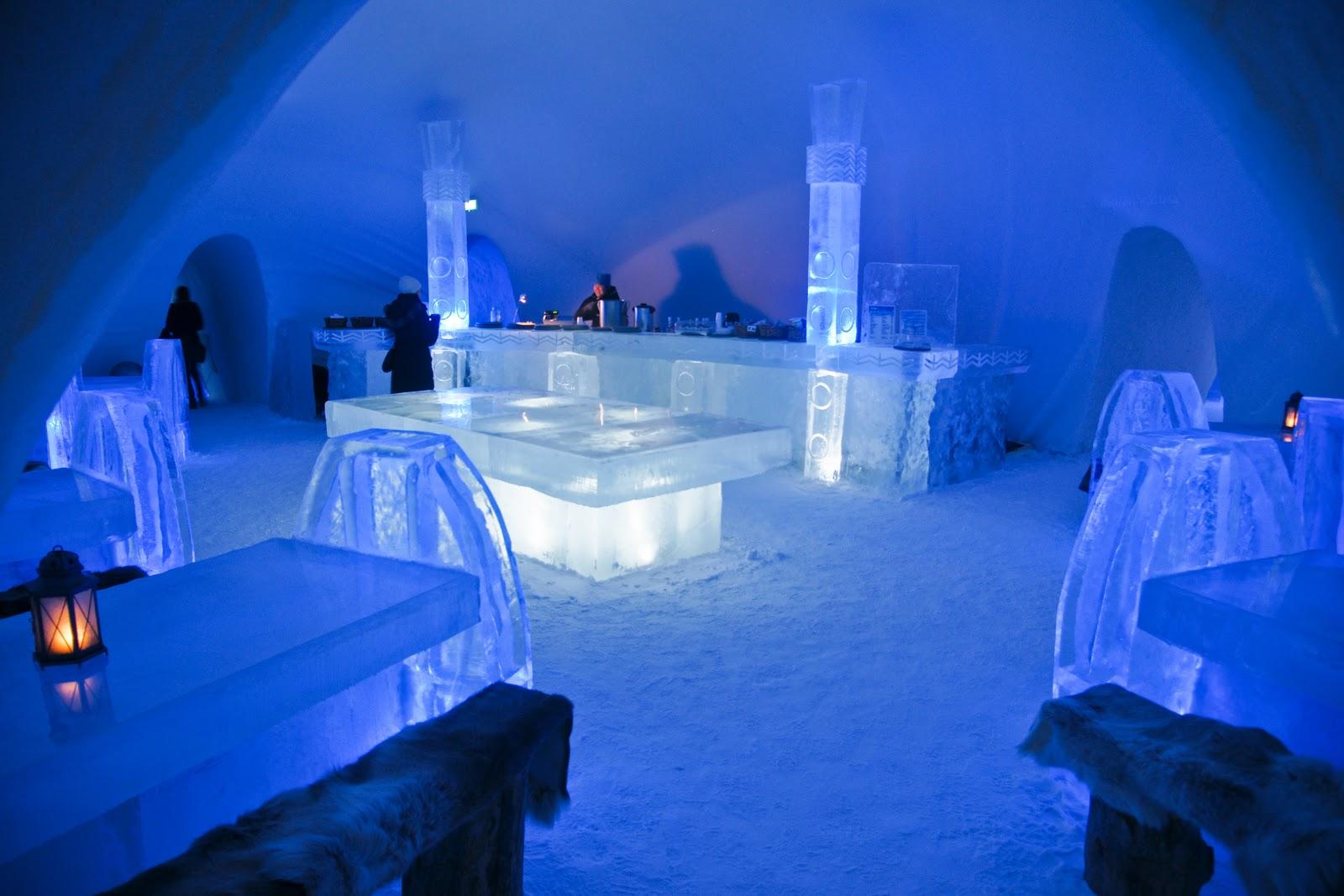 Hotel di ghiaccio in Svezia - Neomag.