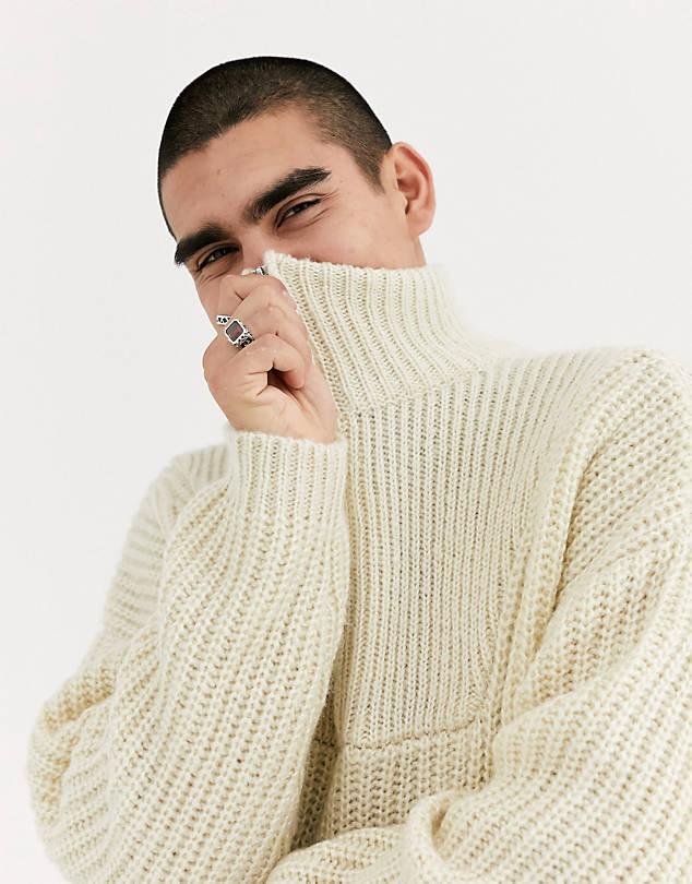 Maglione Bianco Natale - Neomag.