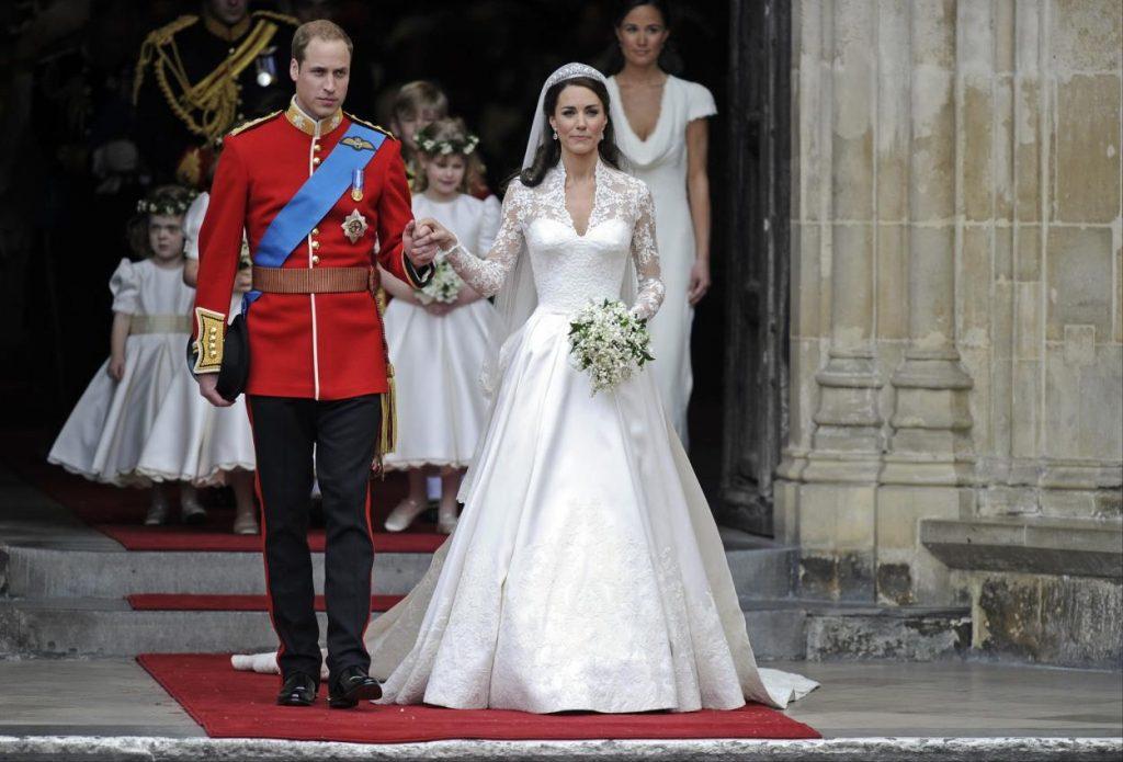 Matrimonio William e Kate - Neomag.