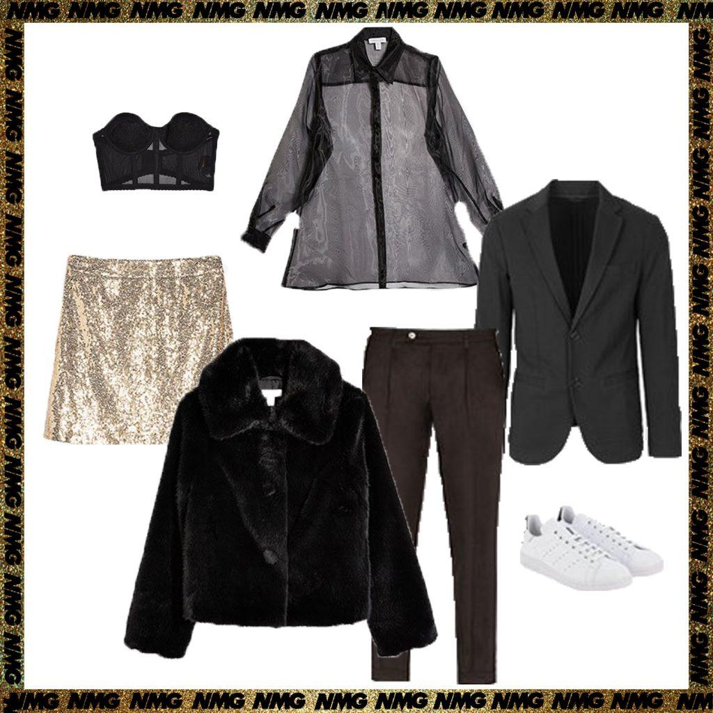 Outfit Capodanno Discoteca - Neomag.