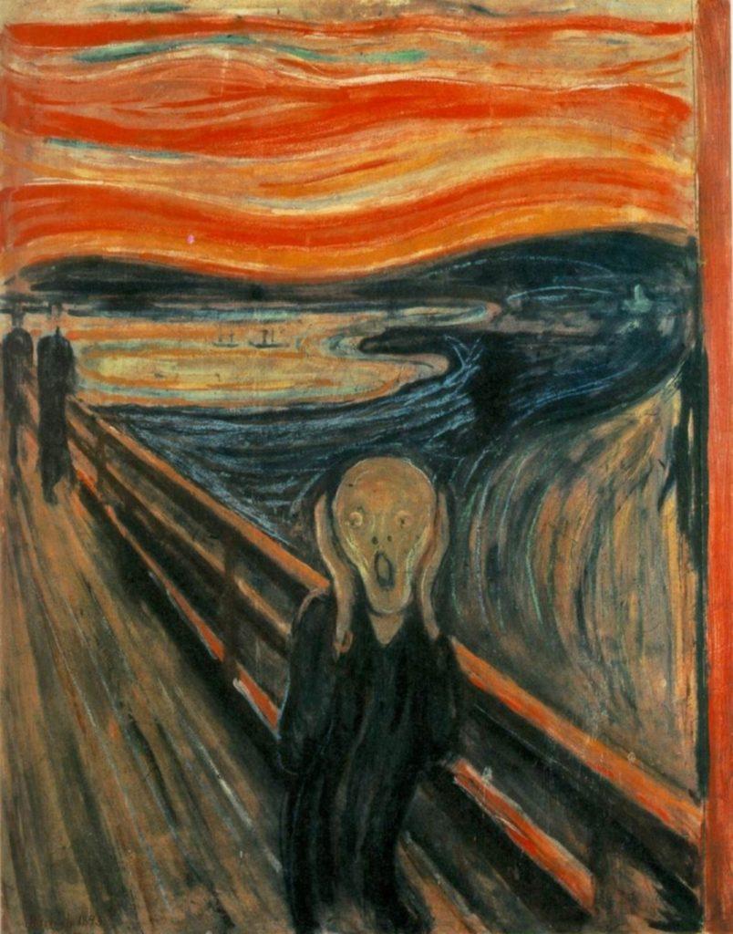Urlo di Munch - Neomag.