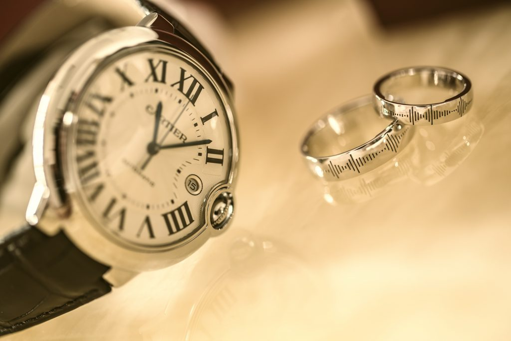 orologio di Cartier - Neomag.