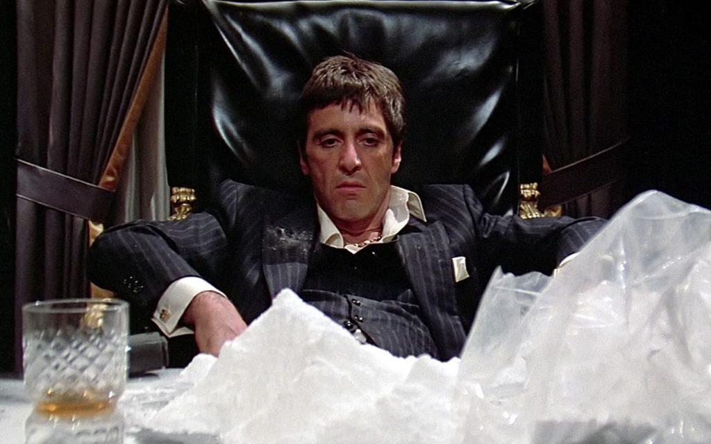 Al Pacino è Tony Montana - Neomag.
